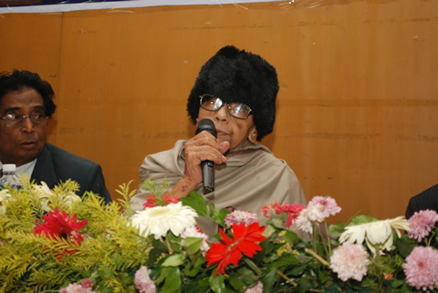 A meeting organized by Dr. Birendra Kumar Bhattacharyya Memorial Trust at Guwahati Town Club on 16th December, 2013 while releasing the first part of Dr. Birendra Kumar Bhattacharyya's collection.